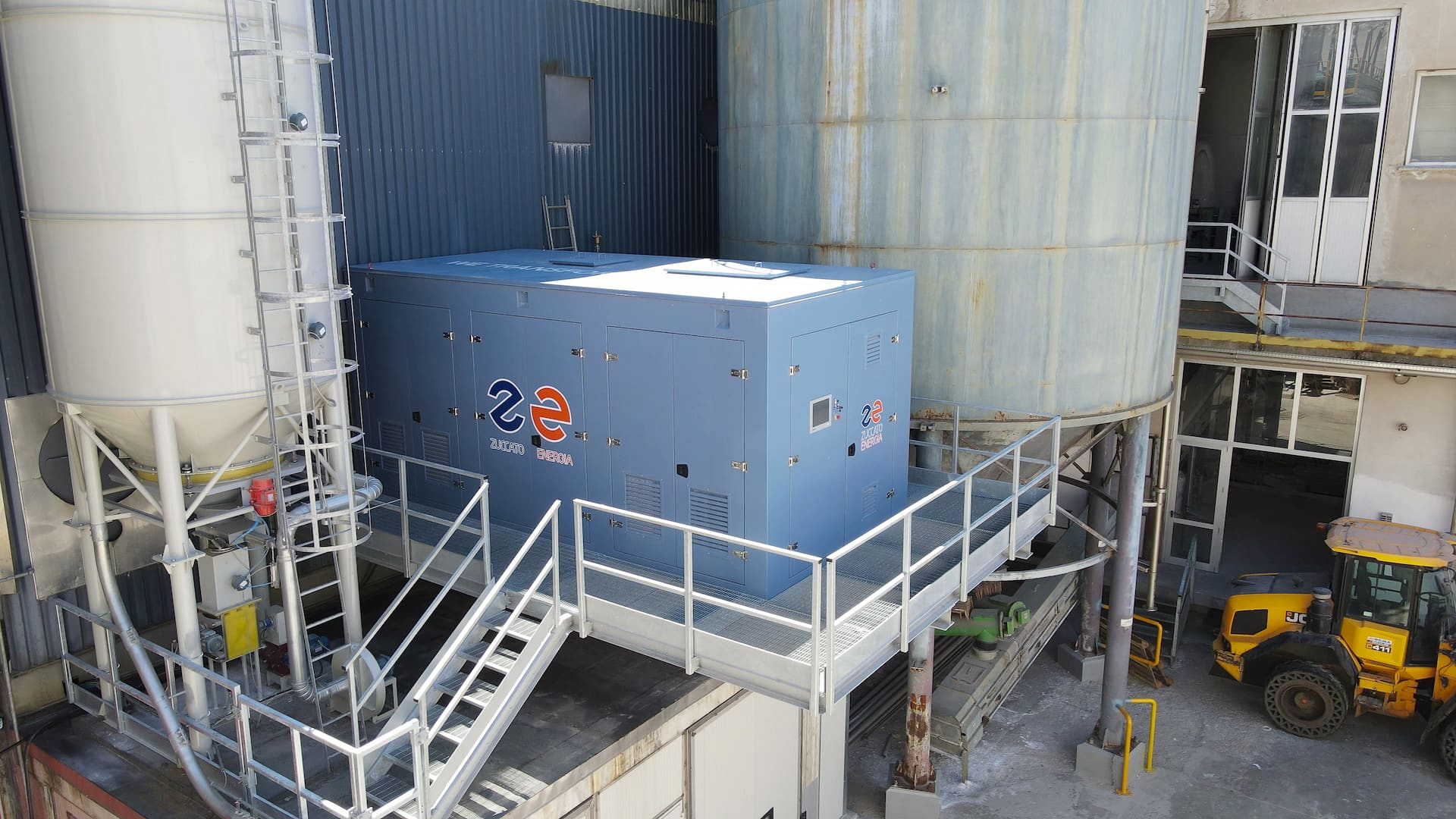 Zuccato Energia – Impianto ORC per la Vetreria di Borgonovo Spa